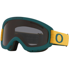Oakley O-Frame 2.0 Pro Snow Goggles Youth balsam mustard/dark grey & persimmon